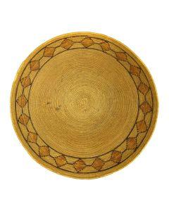 "Chemehuevi Basket c. 1900-20s, 4.5"" x 15"""
