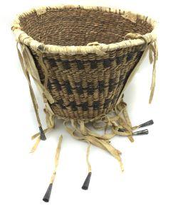Apache Burden Basket (SK90757-0421-017)