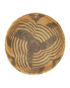 """Pima Wine Basket c. 1900s, 8"""" x 16"""" (SK91138A-0120-020)"""