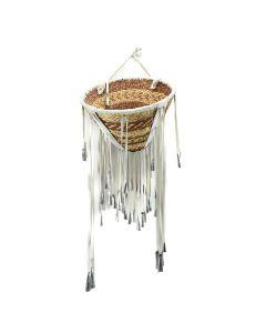 """Apache Burden Basket c. 1970-80s, 8.5"""" x 12.5"""""""