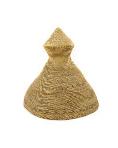 "Nootka Hat c. 1900s, 9.5"" x 9.5"" (SK92348A-0621-043)"