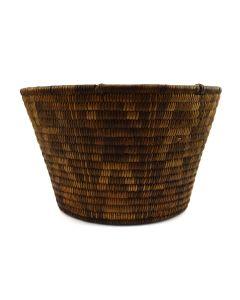 """Pima Basket c. 1930s, 5.75"""" x 9.5"""""""