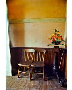 Nathan Benn - Snuggling Furniture, Minnesota City, Minnesota, 1983