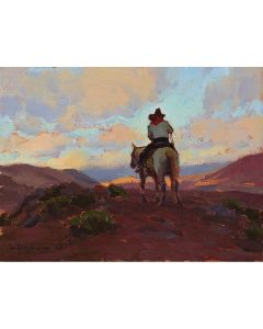 SOLD Glenn Dean - Lonesome Trail