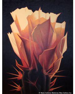 Ed Mell - Sunrise Bloom (Giclee)