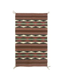 "Navajo Chinle Rug, c. 1980s, 37"" x 22"" (T4099)"