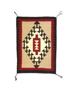 """Navajo Klagetoh Rug c. 1980s, 36.5"""" x 25.5"""""""