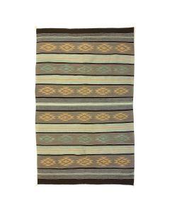 "Navajo Chinle Rug c. 1960s, 84.25"" x 52.5"""