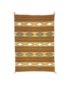 "Navajo Chinle Rug c. 1950s, 34.75"" x 24"""