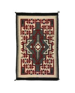 """Navajo Klagetoh Rug c. 1970s, 52"""" x 32"""""""