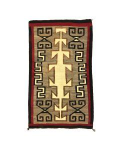 "Navajo Klagetoh Rug c. 1920s, 60"" x 36"" (T5239)"