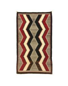 "Navajo Red Mesa Rug c. 1930s, 51.5"" x 29.5"" (T5274)"