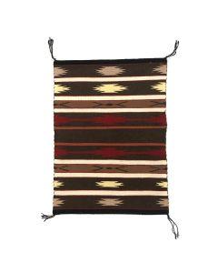 """Lee Begay - Navajo Chinle Rug c. 1990s, 31.5"""" x 22.25"""""""