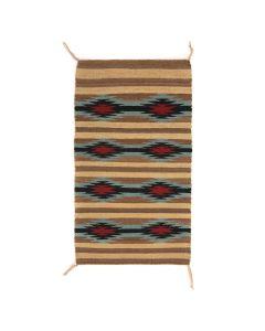 "Navajo Chinle Rug c. 1990s, 37"" x 20.5"" (T5329)"