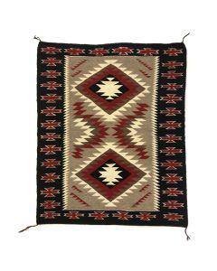 """Navajo Ganado Rug c. 1980s, 59"""" x 48.25"""" (T5351)"""