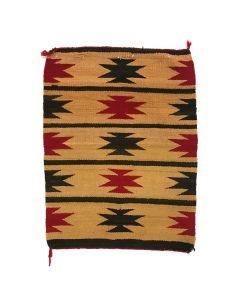 """Navajo Ganado Rug c. 1950s, 31"""" x 24"""" (T5390)"""