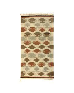 "Navajo Chinle Rug c. 1960s, 37.5"" x 19.5"" (T5404)"