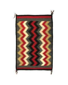 """Navajo Ganado Rug c. 1940s, 44"""" x 30"""" (T5419)"""