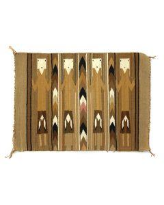 "Navajo Yei Pictorial Rug c. 1960s, 22"" x 30"" (T5435)"