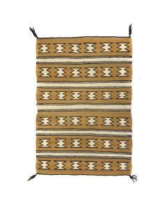 "Navajo Chinle Rug c. 1930-40s, 40.25"" x 28.5"" (T5469)"