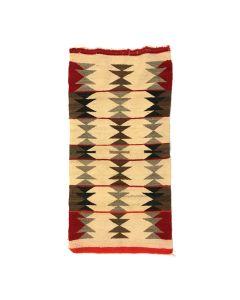 """Navajo Ganado Sampler c. 1910s, 36.5"""" x 18"""" (T5487)"""
