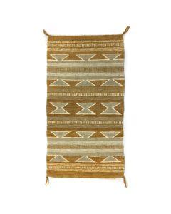"Navajo Chinle Rug c. 1940s, 28"" x 15.25"" (T5601)"