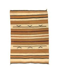 "Navajo Chinle Rug, c. 1940-50s, 62.25"" x 44.5"" (T5647)"