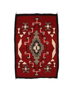 "Navajo Klagetoh Rug c. 1920s, 76"" x 51"" (T5745)1"
