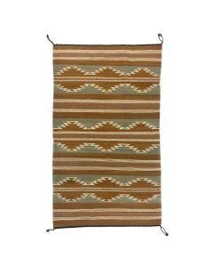 "Navajo Chinle Rug c. 1960-70s, 57.5"" x 36.5"" (T5788)"