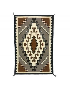 "Annie Benally - Navajo Klagetoh Rug c. 1970-80s, 58.5"" x 40.25"" (T5789)"