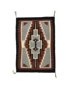 """Navajo Klagetoh Rug c. 1950s, 40"""" x 27"""""""