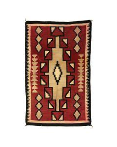 "Navajo Klagetoh Rug c. 1940s, 80.5"" x 55"" (T90353B-0820-001)"