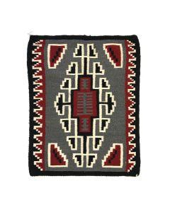 """Navajo Klagetoh Rug c. 1980s, 39"""" x 31"""""""