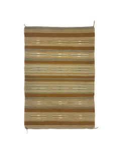 """Navajo Chinle Rug c. 1950s, 56"""" x 41"""" (T90626A-0821-001)"""