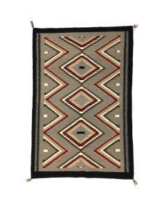 "Navajo Red Mesa Rug c. 1980s, 52"" x 36.5"" (T90770A-0121-001)"
