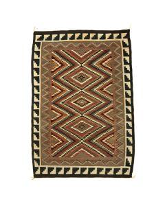 "Navajo Red Mesa Rug c. 1940s, 67.5"" x 48.5"" (T90814-0920-019)"