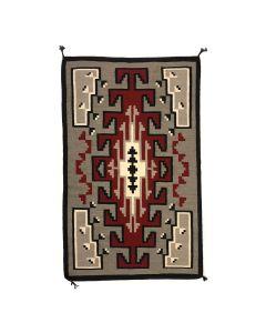 "Navajo Klagetoh Rug c. 1960s, 48.75"" x 31"" (T90867A-0721-004)"