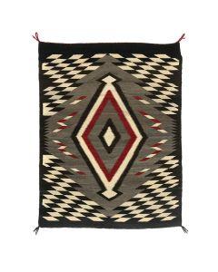 """Navajo Ganado Rug c. 1930s, 46"""" x 34.5"""" (T90867A-1020-004)"""