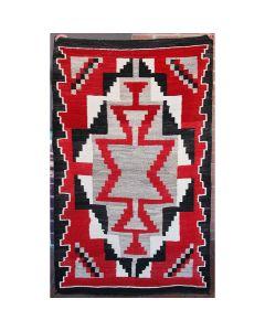 "Navajo Klagetoh Rug , c. 1925-30, 64"" x 39"""