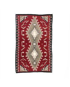 "Navajo Klagetoh Rug c. 1970s, 110"" x 73.5"" (T91824A-0215-002)"