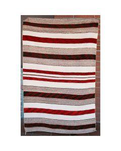 """Navajo Ganado Rug, 71.125"""" x 46.5"""""""