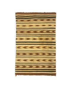 "Navajo Chinle Rug c. 1940s, 66.75"" x 44"" (T91924-0620-004)"