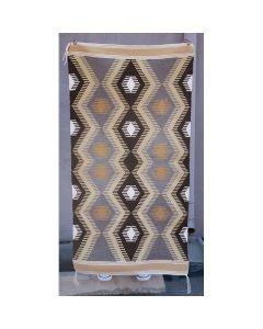 "Navajo Chinle Rug, c. 1950-60, 56"" x 29.5"""