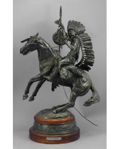 Fred Fellows, CAA - The War Horse