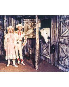Nathan Benn - Wax Roy and Dale, Orlando, Florida, 1981