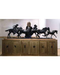 Fred Fellows, CAA - Wild Horses