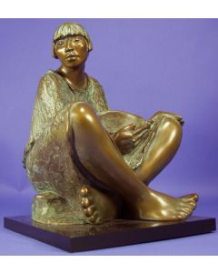 Shirley Thomson-Smith - Woman with Bowl