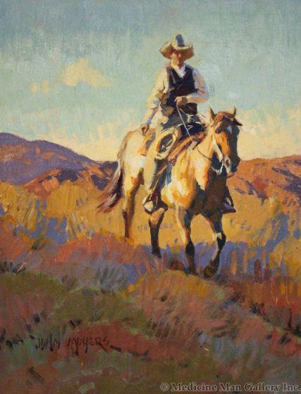 John Moyers - Arizona Cowboy (PLV91364-1220-014)