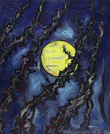 James Woodside - When I got to the Desert the Moon was Already Full (PLV92383-0720-001)