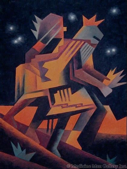 SOLD Ed Mell - Nocturne Ritual